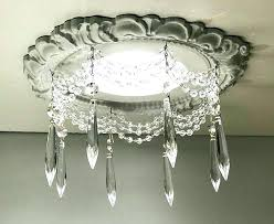 can light conversion chandelier idea can light conversion chandelier or adorable can light chandelier and great