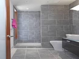 Dark Grey Tile Bathrooms Bathroom Design Ideas And More
