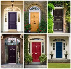 what color to paint my housefront door and curb appeal decor colored front doors colors and we