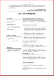 Administrative Resume Templates Word Awesome Administrative Resume Templates Word npfg online 1