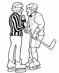 Small Picture Hockey Coloring Pages Nhl Pics Coloring Hockey Coloring Pages Nhl