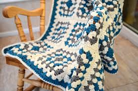 Granny Square Blanket Pattern Beauteous How To Crochet A Granny Square Blanket Hobbycraft Blog