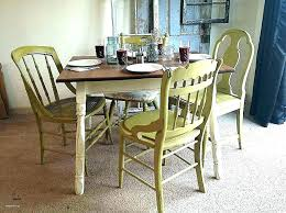 country kitchen table round and chairs farmhouse charm