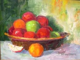 famous bowl of fruit painting. Fruit Bowl 12 To Famous Of Painting