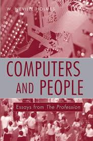 computers and people essays from the profession computer  computers and people essays from the profession