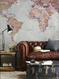 home office repin image sofa wall. i love everything about this room from the lamp that reminds me of my daddyu0027s office to comfy cognac leather couch awesome trunk as coffee table home repin image sofa wall