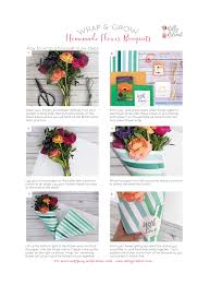 How To Wrap Flower Bouquet In Paper Diy How To Wrap A Flower Bouquet In Six Steps Inspired