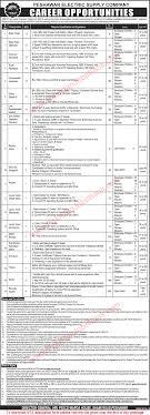 peshawar electric supply company jobs wapda nts peshawar electric supply company jobs 2015 wapda nts application form latest