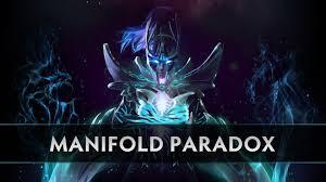 dota 2 phantom assassin manifold paradox arcana item youtube
