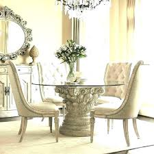 round glass dining room table small round glass dining table glass dining room sets glass top