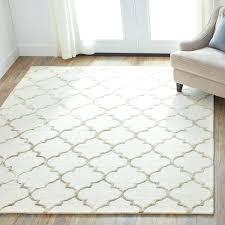 moroccan trellis rug hand hooked ivory beige trellis rug nuloom hand knotted moroccan trellis rug