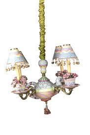 mackenzie childs chandelier