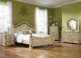 Furniture Messina Estates Ii Poster Bedroom Set