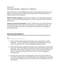 10 descriptive essay exles for students