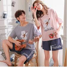 [READY STOCK] <b>2019 Summer</b> Women Short Sleeves <b>Pyjamas</b> ...