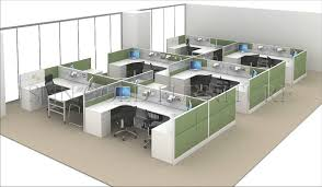 modern office cubicle design. Choose A Color Scheme For Your Cubile Decor Office Cubicle Design Home 4 Modern O