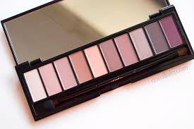 l oreal paris la palette rose