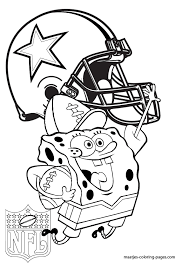 Small Picture Dallas Cowboys Coloring Pages fablesfromthefriendscom