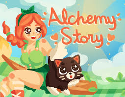 Alchemy Story - A <b>simulation</b> game about magic, <b>cute</b> creatures and ...