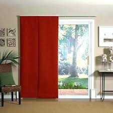 dry panels for sliding glass doors door decor decoration attractive single patio ds panel target curtains