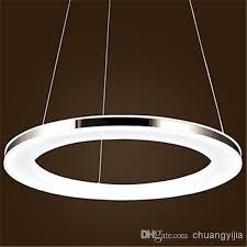 lighting pendants modern. beautiful circle pendant light modern led round acrylic pendant1 lighting pendants