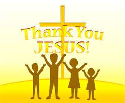 Image result for thank you jesus