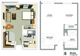 1 Bedroom Apartment Layouts 1 Bedroom Apartment Floor Plan Best Studio Apartment  Floor Plans Ideas On . 1 Bedroom ...