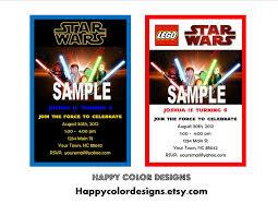 star wars birthday invite template lego star wars birthday invitations template best template collection