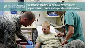 Air Force Paramedic Bedrock Of Readiness Air Force Medical Home Improves Access