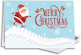 Christmas And Holiday Themed Folding Cards Smartpractice