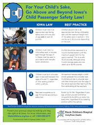 wi booster seat law wisconsin laws new