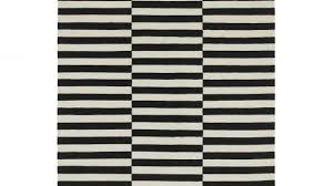 black and white striped rug popular stockholm flatwoven 5 7 x7 10 ikea pertaining to 1