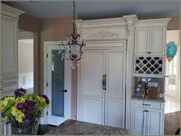 Crown Moulding Cabinets Fascinating Crown Moulding Ideas For Kitchen Cabinets Pics Design
