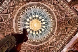 grand mosque mu chandelier
