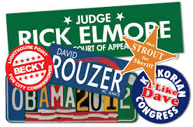 political campaign bumper stickers custom printed political stickers stickergiant