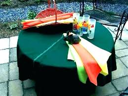 patio table cover with umbrella hole zipper alive outdoor tablecloths with umbrella hole and zipper tablecloth