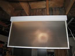 Nice How Do You Install The Diffuser Panel On A Suspended Ceiling Fluorescent  Light Fixture Fluorescent Light