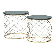 gold round side table circular side table gold circular side table gold round mirror side table