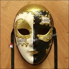 Decorative Face Masks Venetian Full Face Maskhand Draw Threedimensional Decorative 6