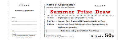 Prize Draw Tickets Order Online Threapleton Printers Raffle Ticket Solutions