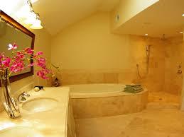 Bathroom  Exquisite Small Bathroom Design With White Bathtub - Bathrooms plus