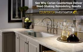 Corian countertops are one of the most popular premium materials for  high-end kitchens, and offer homeowners a great opportunity for adding  value and ...