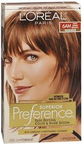 L'Oreal Superior Preference - 6AM Light Amber Brown (Warmer) 1 Each - a1132710_3924__35887