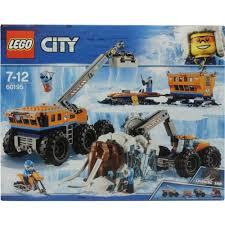 <b>Конструктор LEGO</b> City (<b>Город</b>) Передвижная <b>арктическая</b> база ...