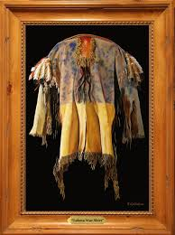 lakota war shirt sold