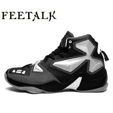 lebron shoes. aliexpress.com : buy mens and boys basketball shoes lebron james plus size 36 45 lace up sneakers trainers zapatos de baloncesto chaussures from h