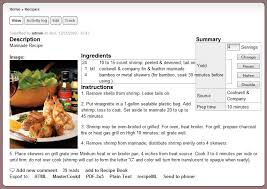 Recipe Page Layout Request For Ingredient Sets For Multipart Recipes 776884 Drupal Org