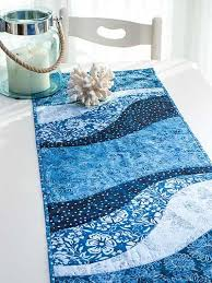 54 best Quilting images on Pinterest | Quilting patterns, Quilt ... & Fat Quarter Table Topper Patterns - EZ Breezy Quilt As You Go Table Runner  & Place Mat Pattern Adamdwight.com