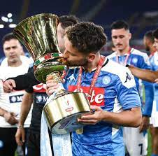 Dries Mertens - What a day! 🏆✍️