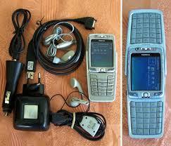 Nokia E70 QWERTZ, Mobile Phone made in ...
